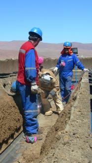 Aseo Mantención integral de Plantas Mineras